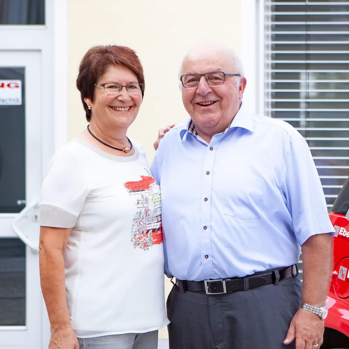 Helga und Herbert Eberl